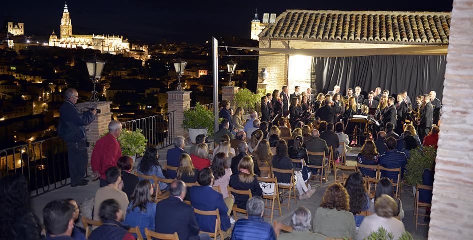 Junio Musical en la Ermita del Valle de Toledo