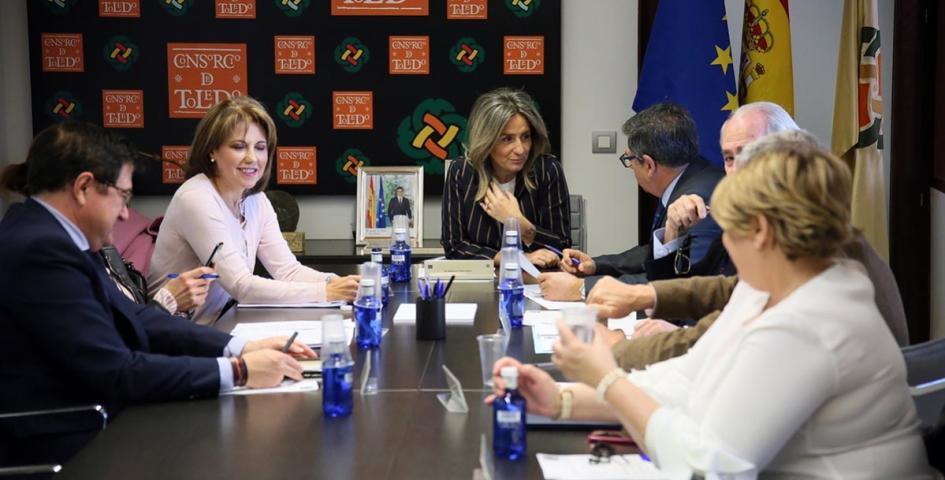 El Consorcio de Toledo aprueba la adjudicación de la pasarela de la ermita de la Virgen Del Valle